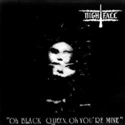 Reviews for Nightfall (GRC) - Oh Black Queen, Oh You're Mine