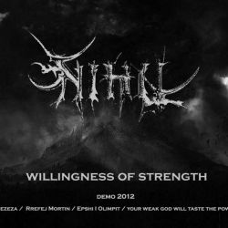 Review for Nihil (ALB) - Willingness of Strength
