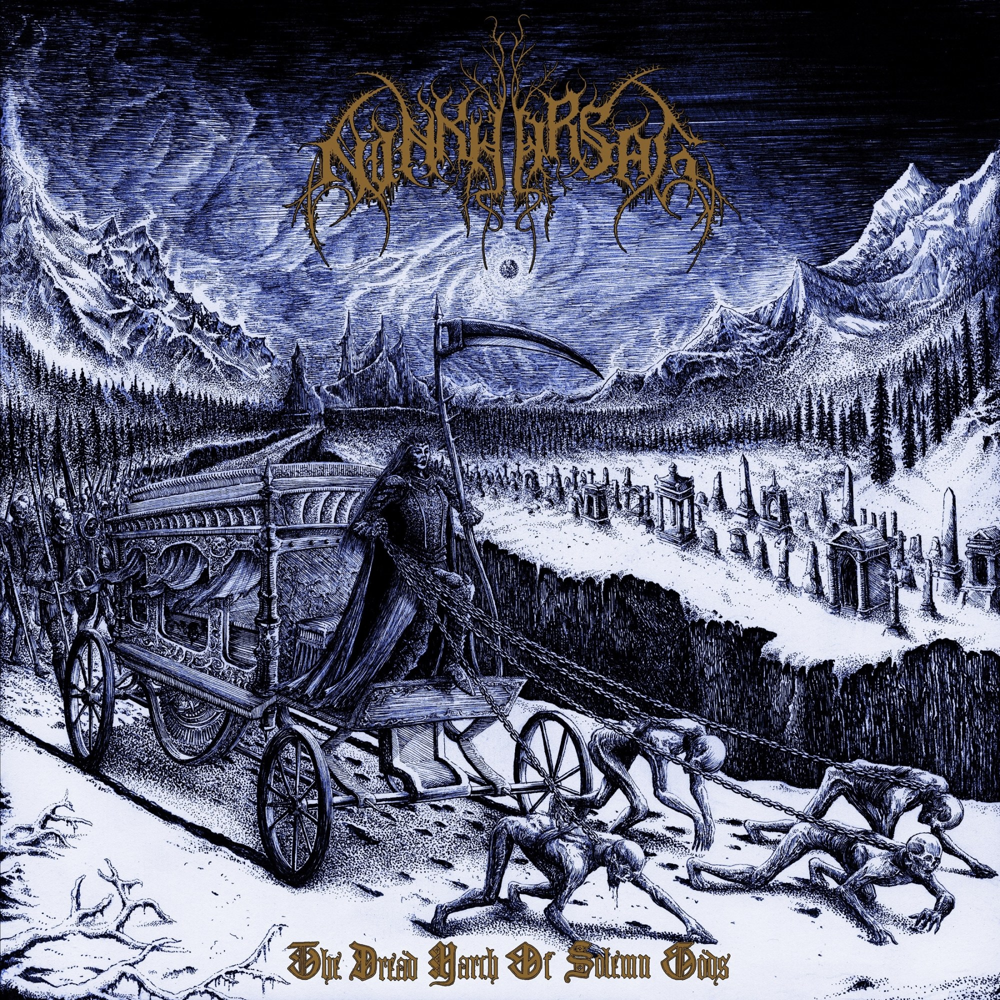 Reviews for Ninkharsag - The Dread March of Solemn Gods