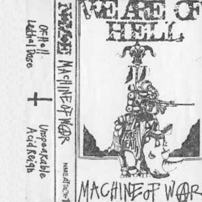 Review for NME - Machine of War