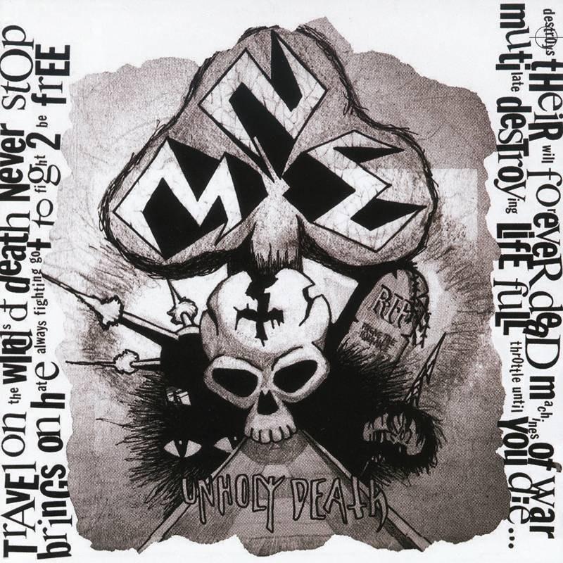 NME - Unholy Death