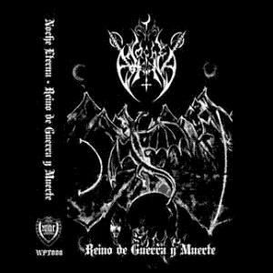 Best Ecuatorian Black Metal album: 'Noche Eterna - Reino de Guerra y Muerte'