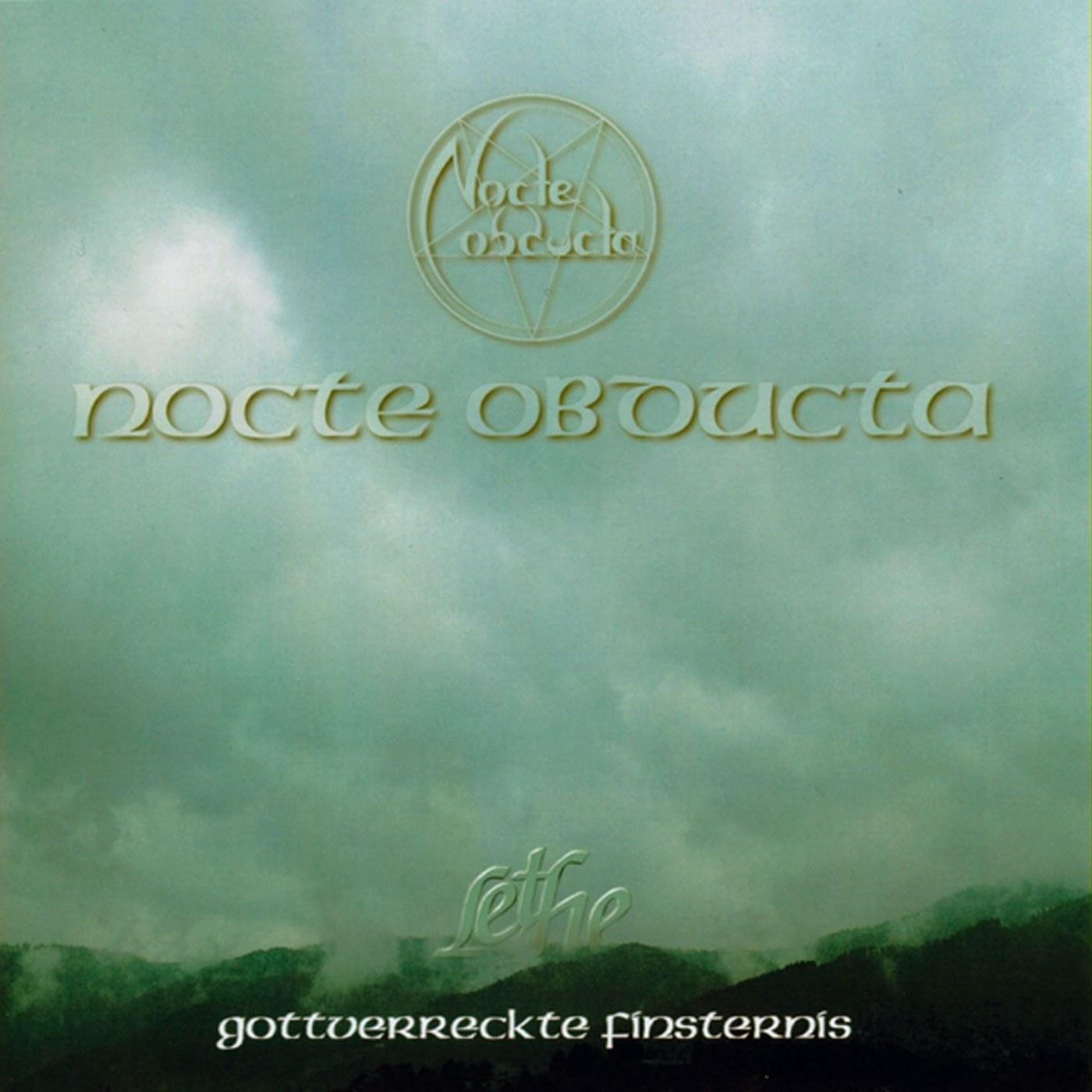 Review for Nocte Obducta - Lethe (Gottverreckte Finsternis)