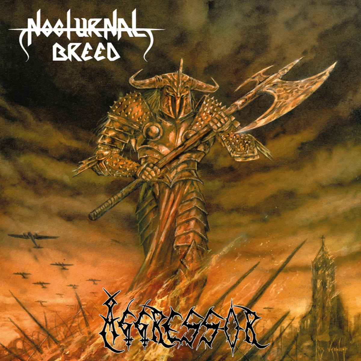 Review for Nocturnal Breed - Aggressor