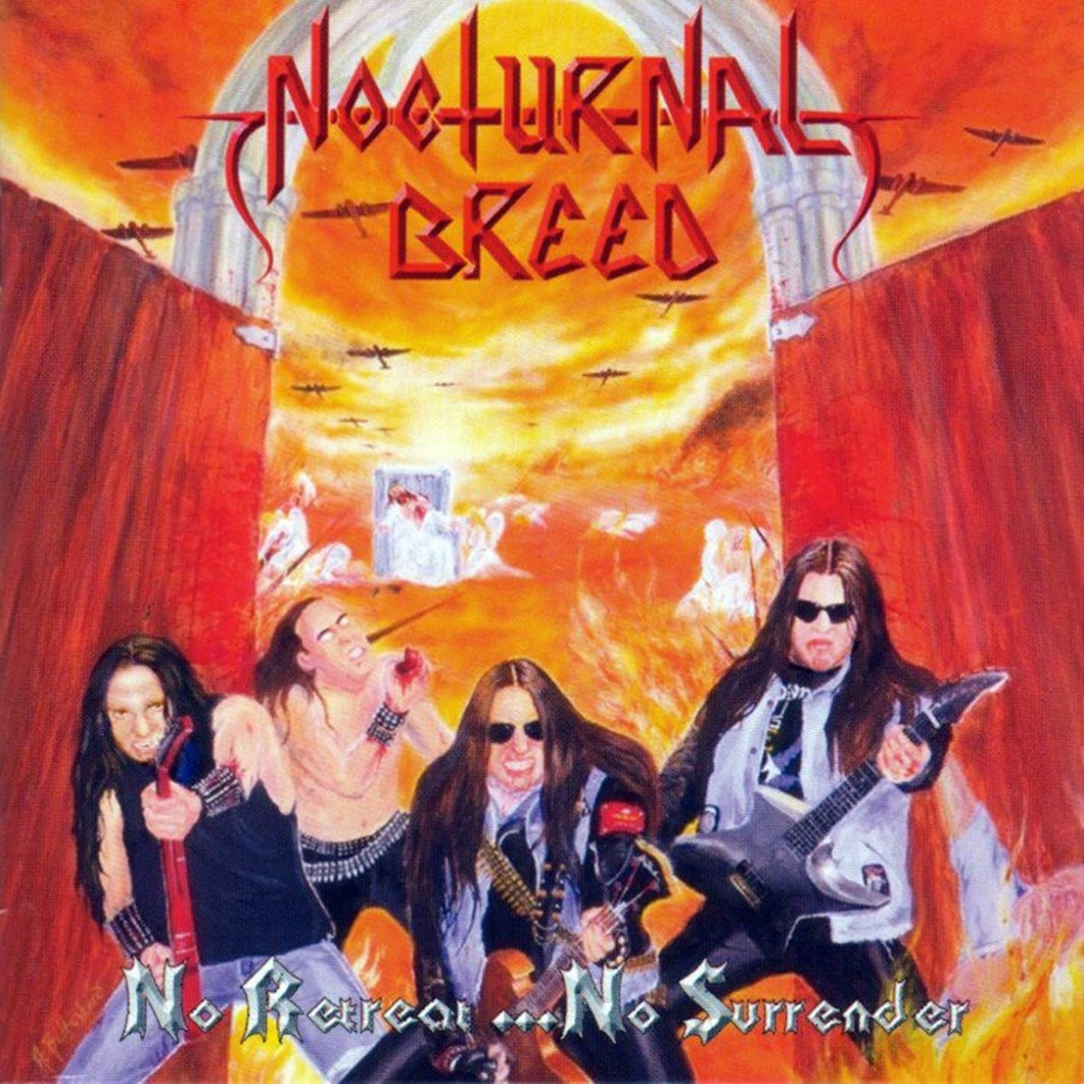 Review for Nocturnal Breed - No Retreat... No Surrender