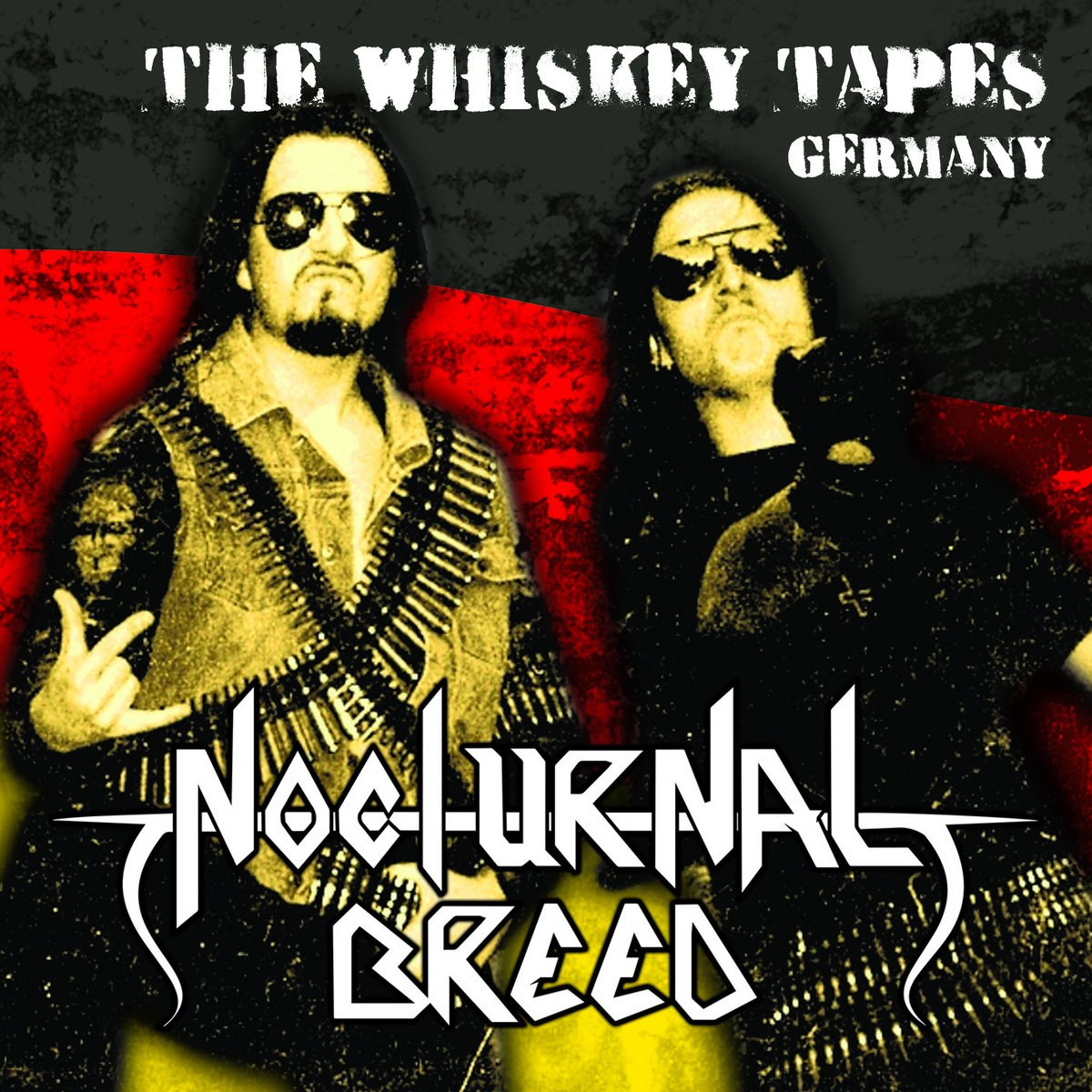 Reviews for Nocturnal Breed - The Whiskey Tapes Germany