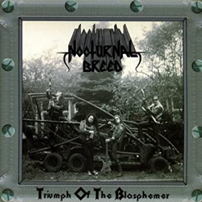 Reviews for Nocturnal Breed - Triumph of the Blasphemer