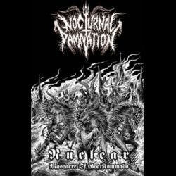 Review for Nocturnal Damnation - Nuclear Massacre of GoatKommando
