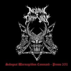 Reviews for Nocturnal Damnation - Sadogoat Warmageddon Command