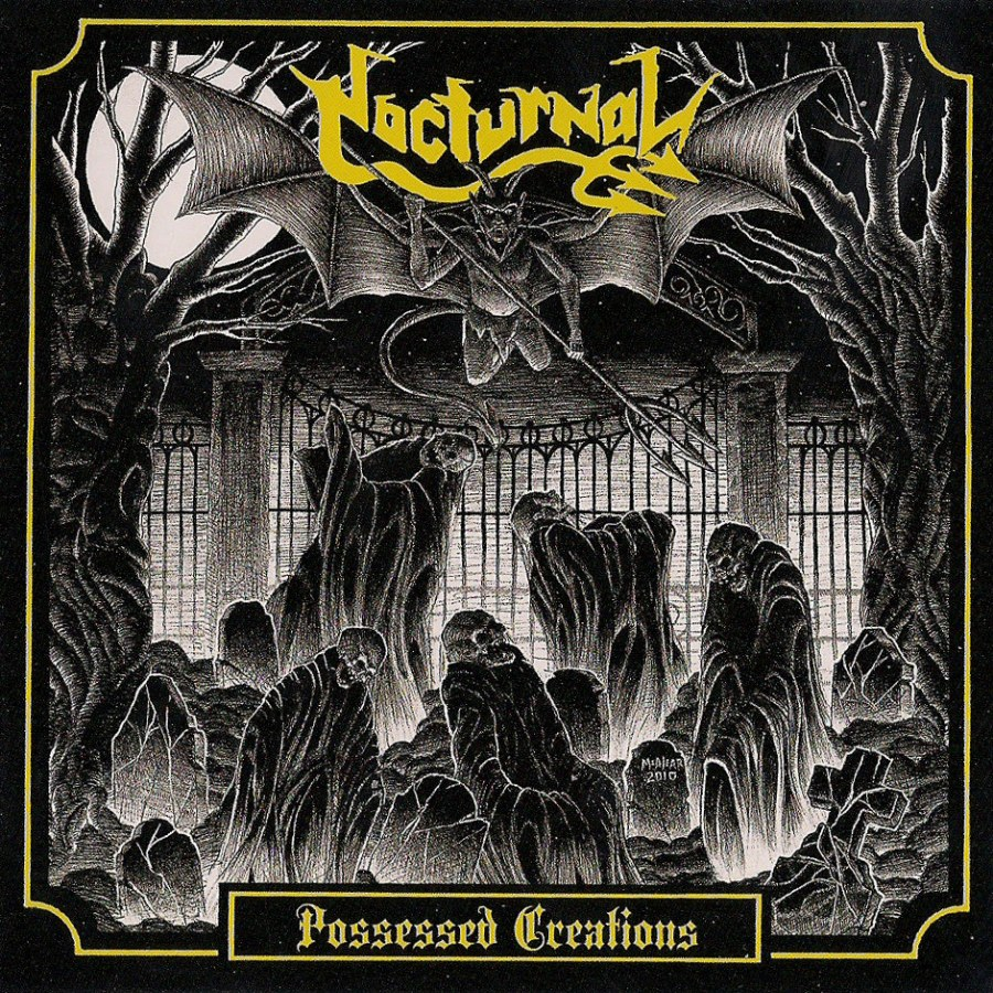 Reviews for Nocturnal (DEU) - Possessed Creations