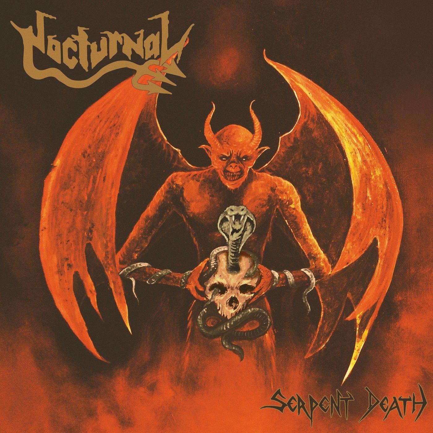 Reviews for Nocturnal (DEU) - Serpent Death