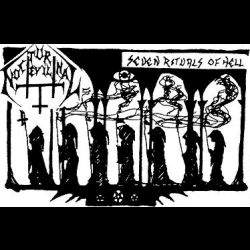 Review for Nocturnal Evil (ARG) - Seven Rituals of Hell