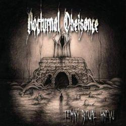 Reviews for Nocturnal Obeisance - Temný Rituál Hněvu
