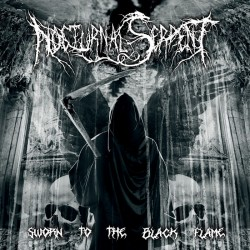 Reviews for Nocturnal Serpent - Sworn to the Black Flame