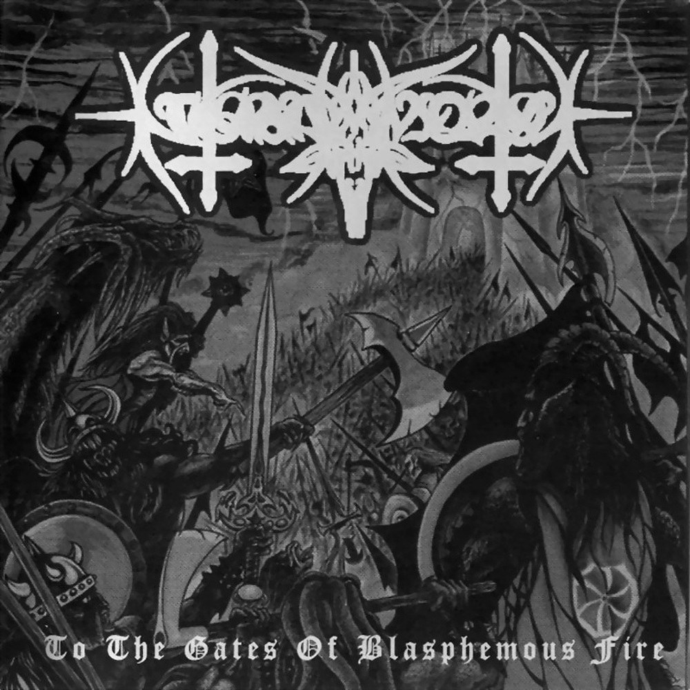 Review for Nokturnal Mortum - To the Gates of Blasphemous Fire