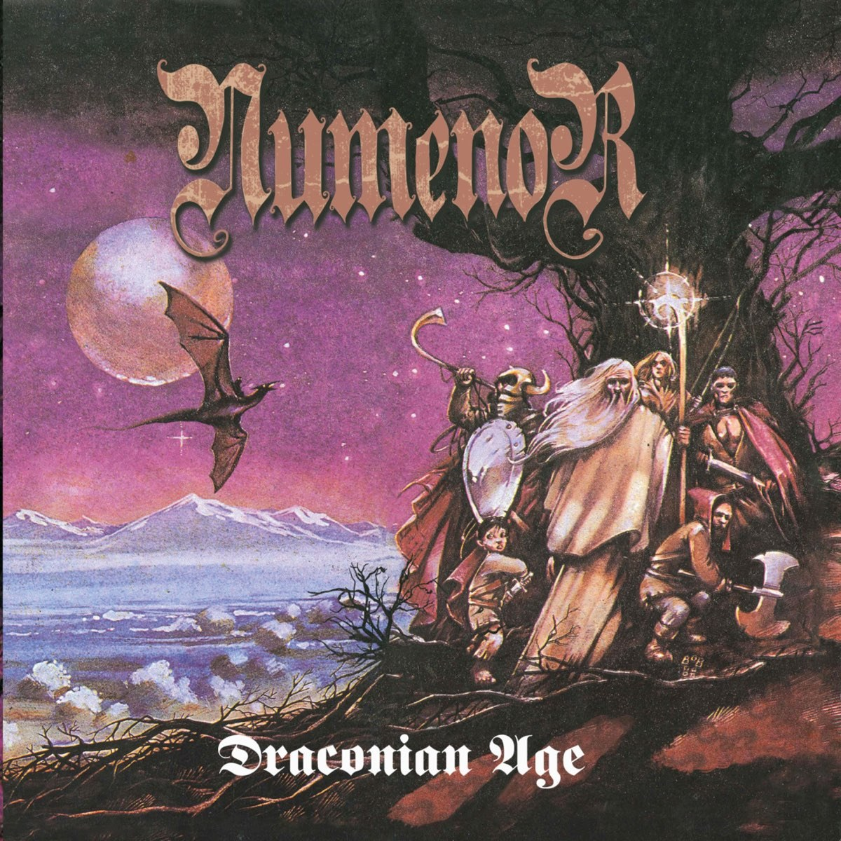 Review for Númenor - Draconian Age