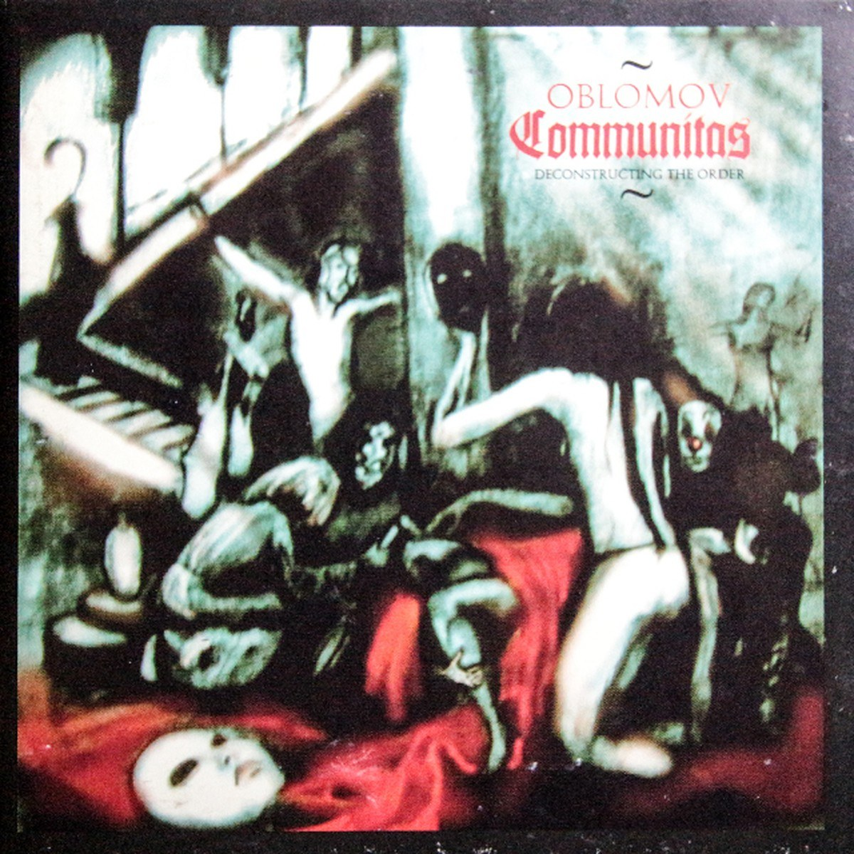 Review for Oblomov - Communitas (Deconstructing the Order)