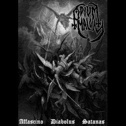 Reviews for Odium Malum - Affascino Diabolus Satanas