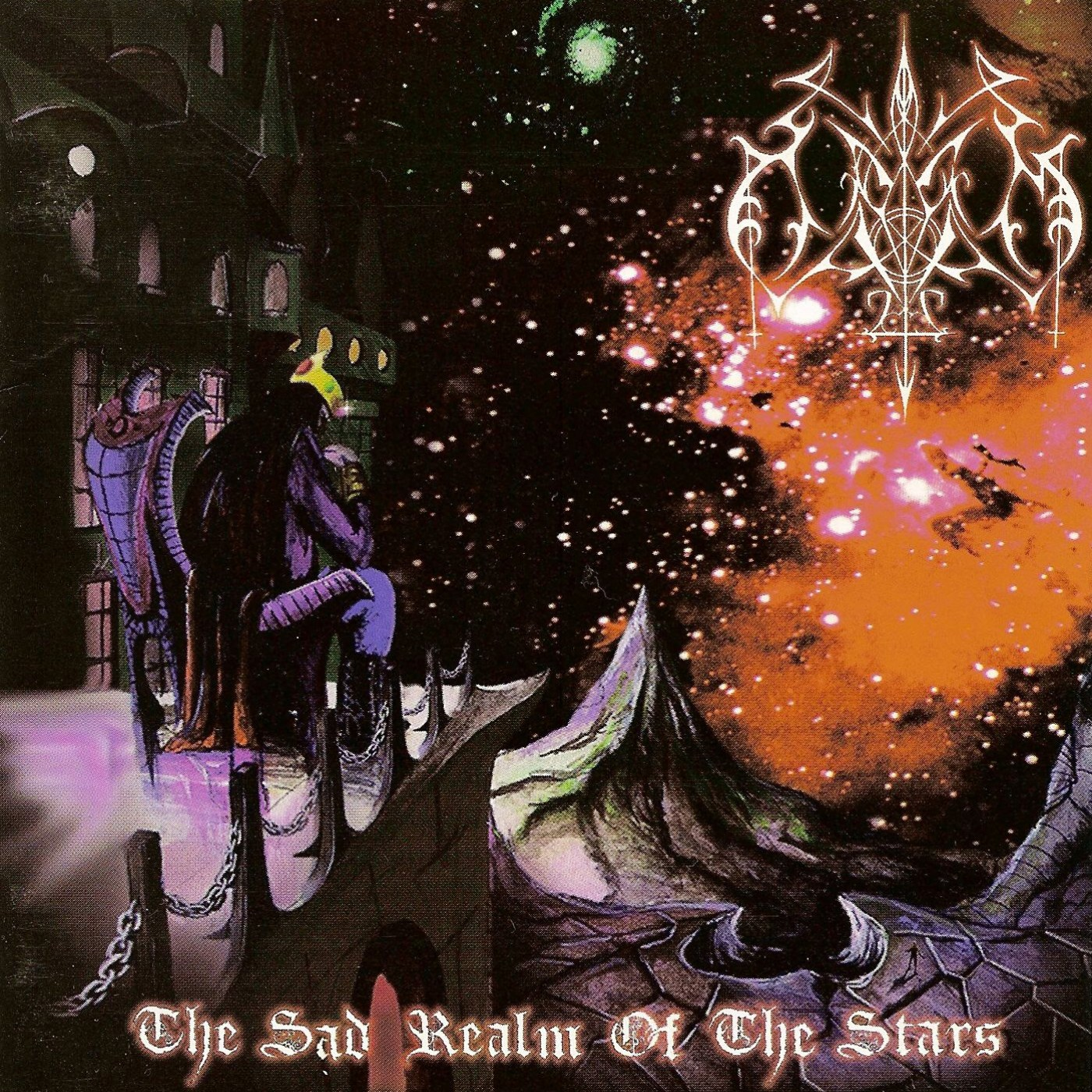 Review for Odium (NOR) - The Sad Realm of the Stars