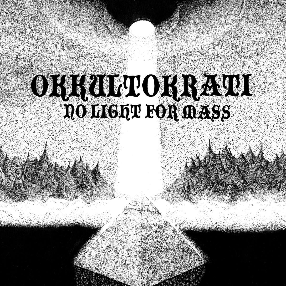 Review for Okkultokrati - No Light for Mass