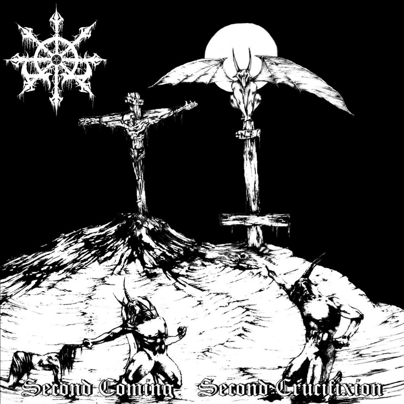 Review for Omega (GRC) - Second Coming, Second Crucifixion