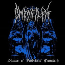 Review for Omenfilth - Hymns of Diabolical Treachery