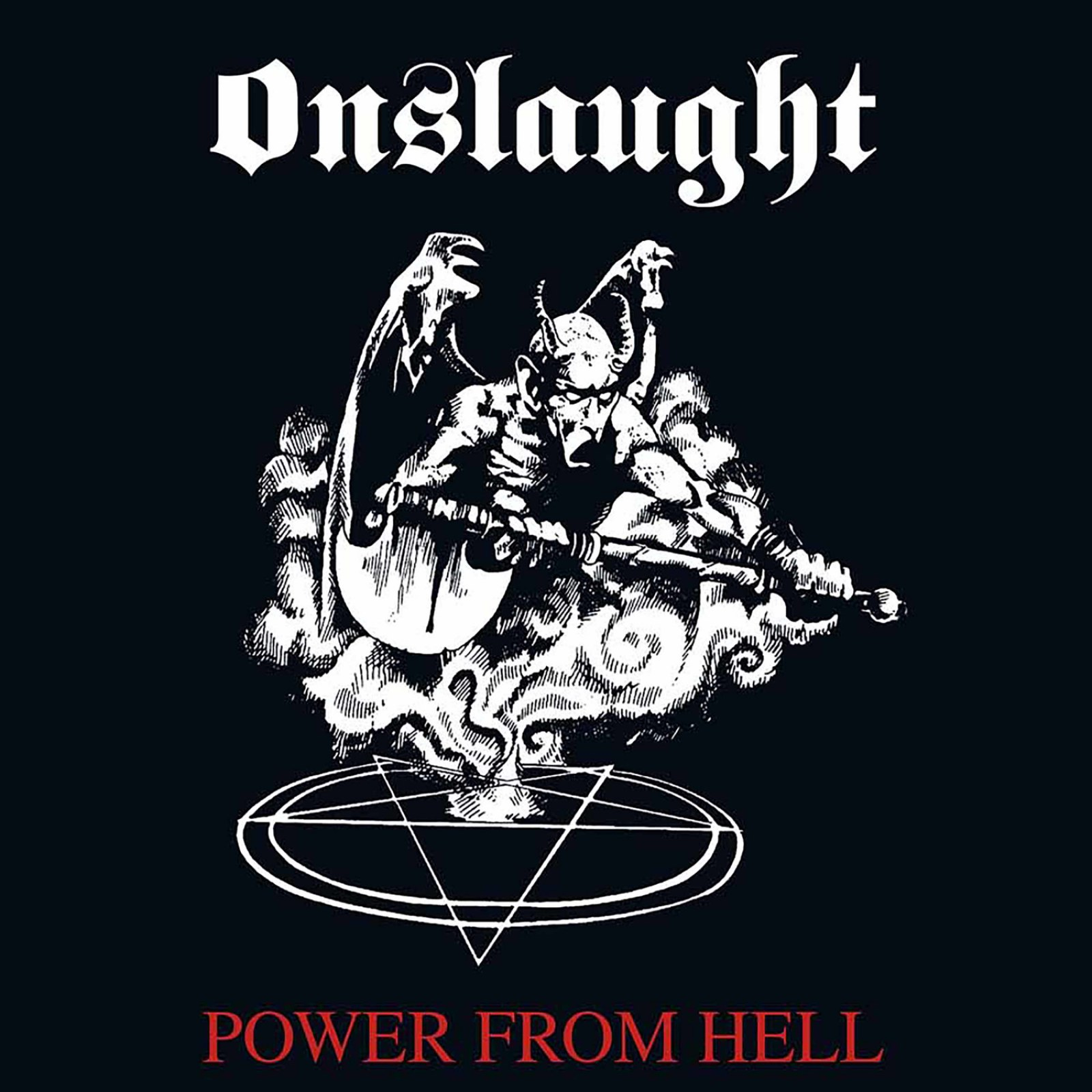 Review for Onslaught - Power from Hell