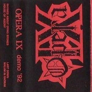 Opera IX - Demo '92