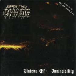 Order from Chaos - Plateau of Invincibility