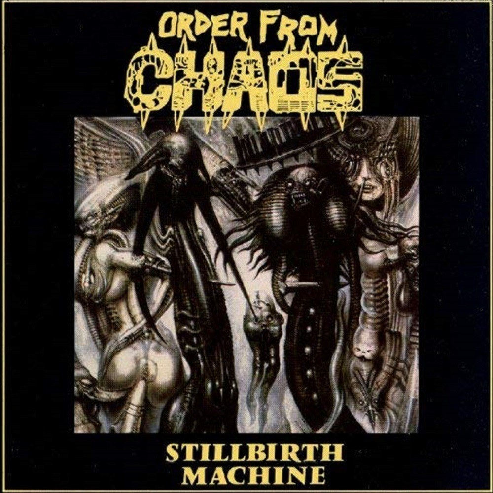 Review for Order from Chaos - Stillbirth Machine