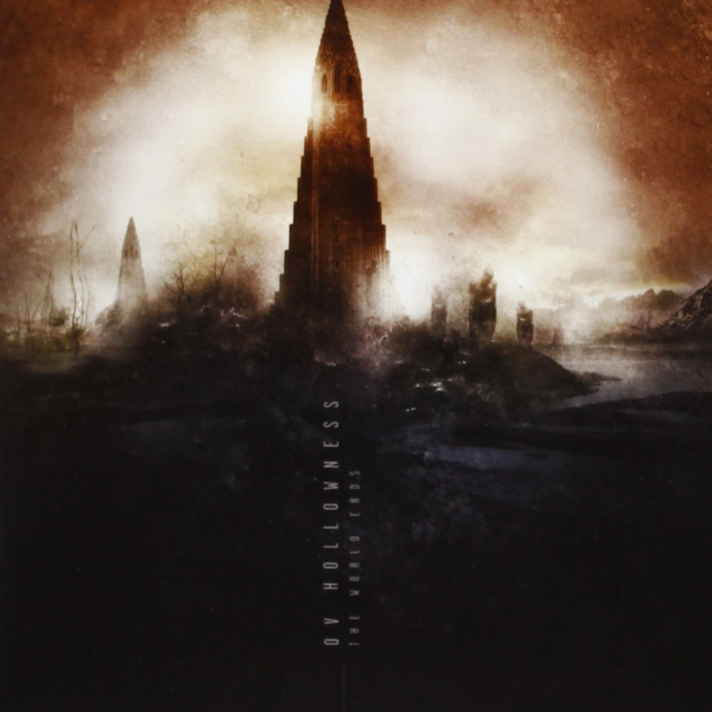 Reviews for Ov Hollowness - The World Ends