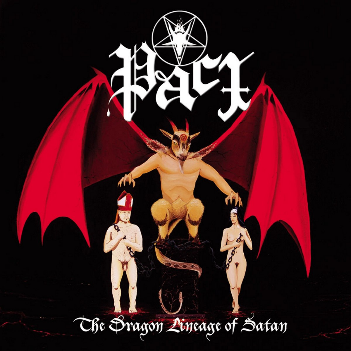 Review for Pact - The Dragon Lineage of Satan