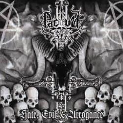Reviews for Pactum (BRA) - Hate, Evil & Arrogance