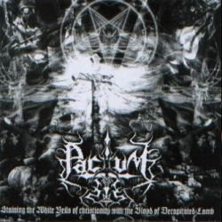 Reviews for Pactum (BRA) - Staining the White Veils of Christianity with the Blood of Decapitated Lamb