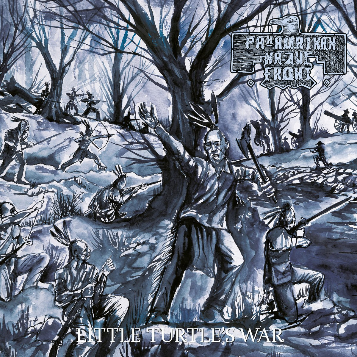 Reviews for Pan-Amerikan Native Front - Little Turtle's War