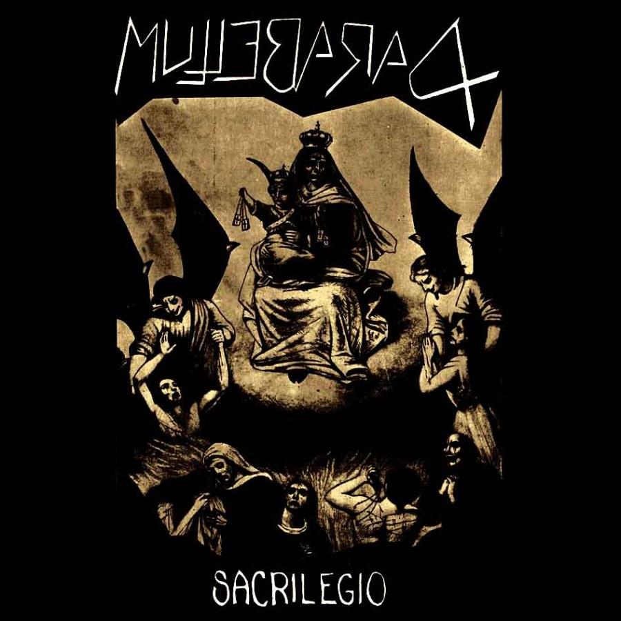 Parabellum (COL) - Sacrilegio