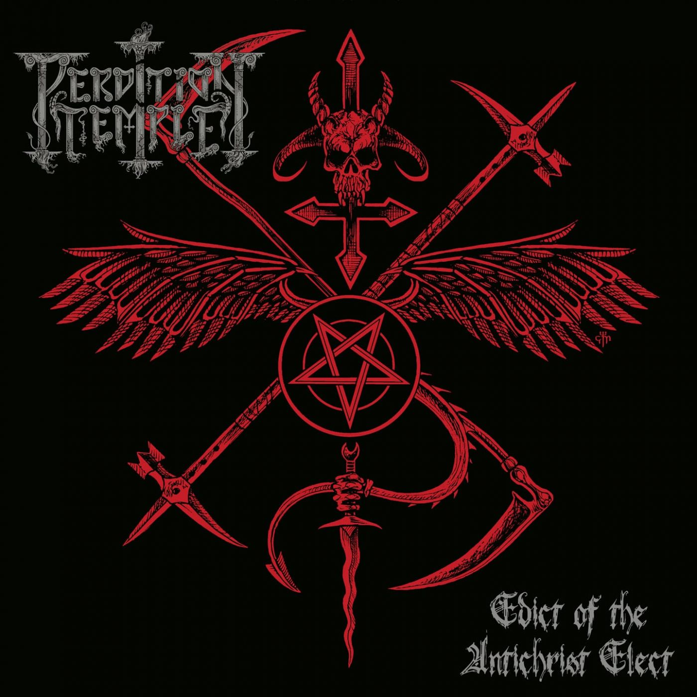 Reviews for Perdition Temple - Edict of the Antichrist Elect