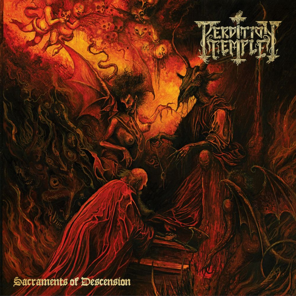 Reviews for Perdition Temple - Sacraments of Descension