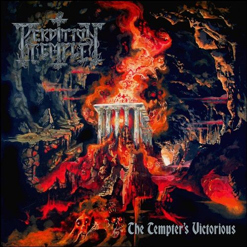 Reviews for Perdition Temple - The Tempter's Victorious