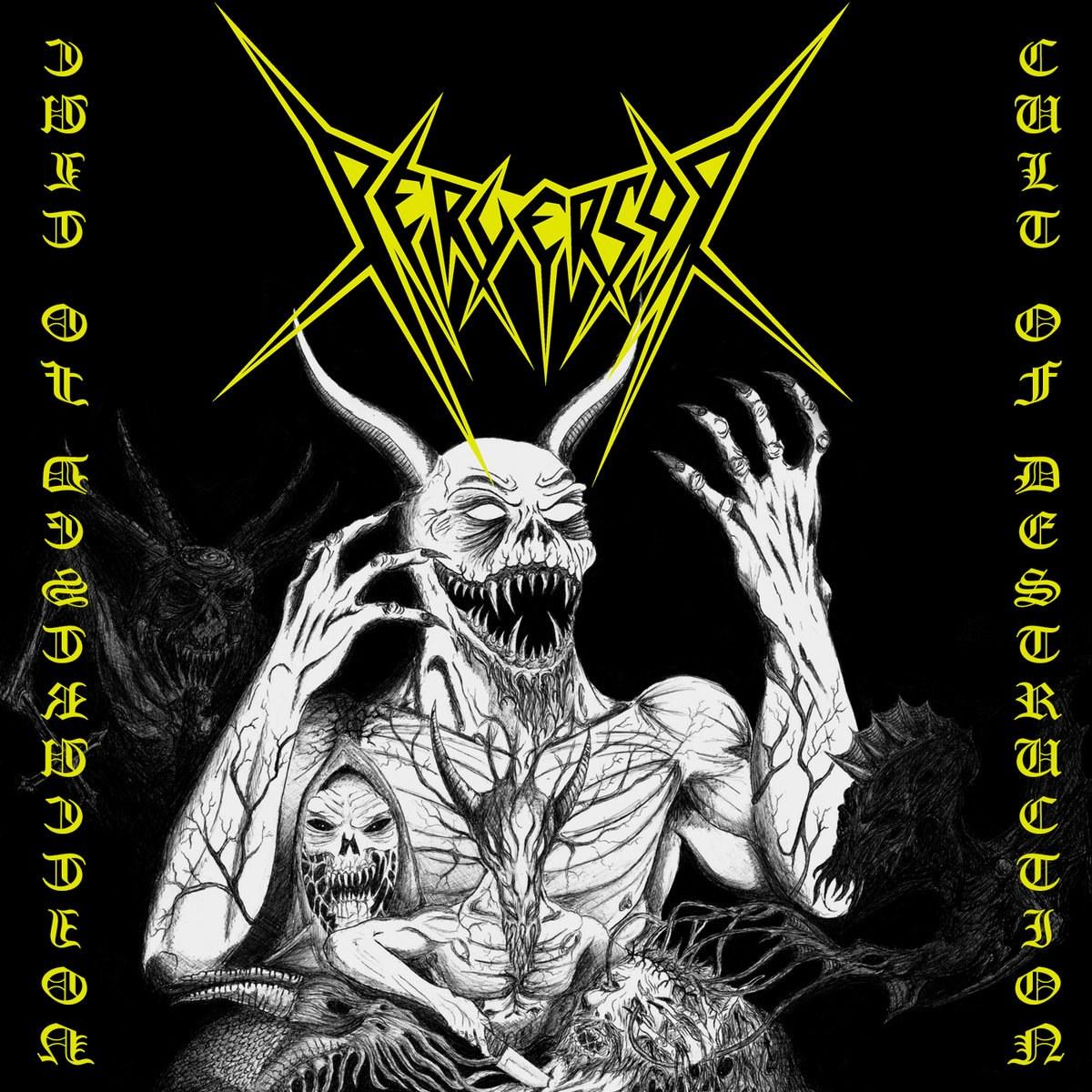 Review for Perversor - Cult of Destruction
