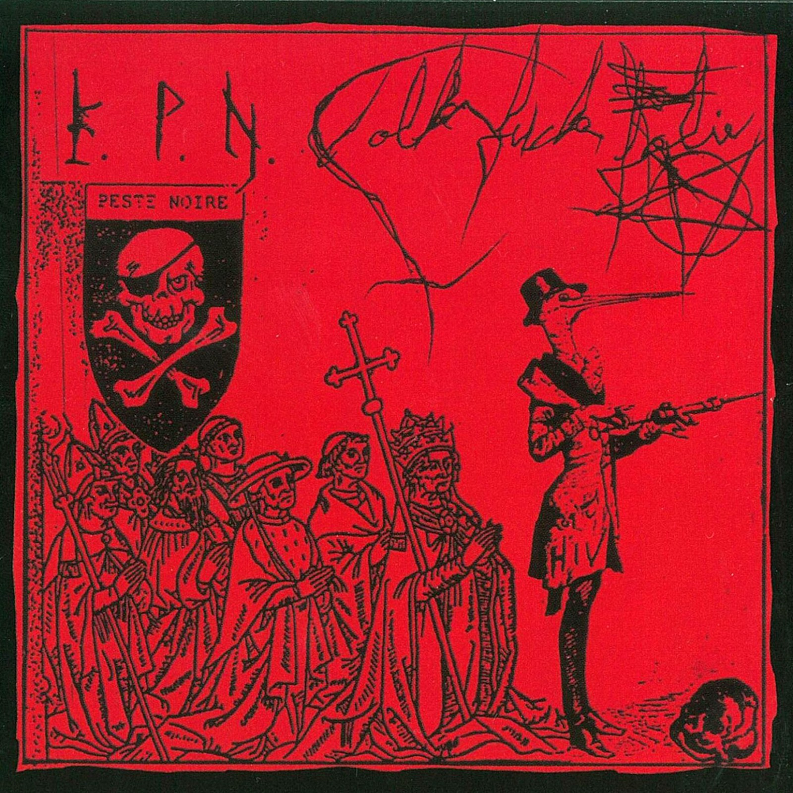 Review for Peste Noire - Folkfuck Folie
