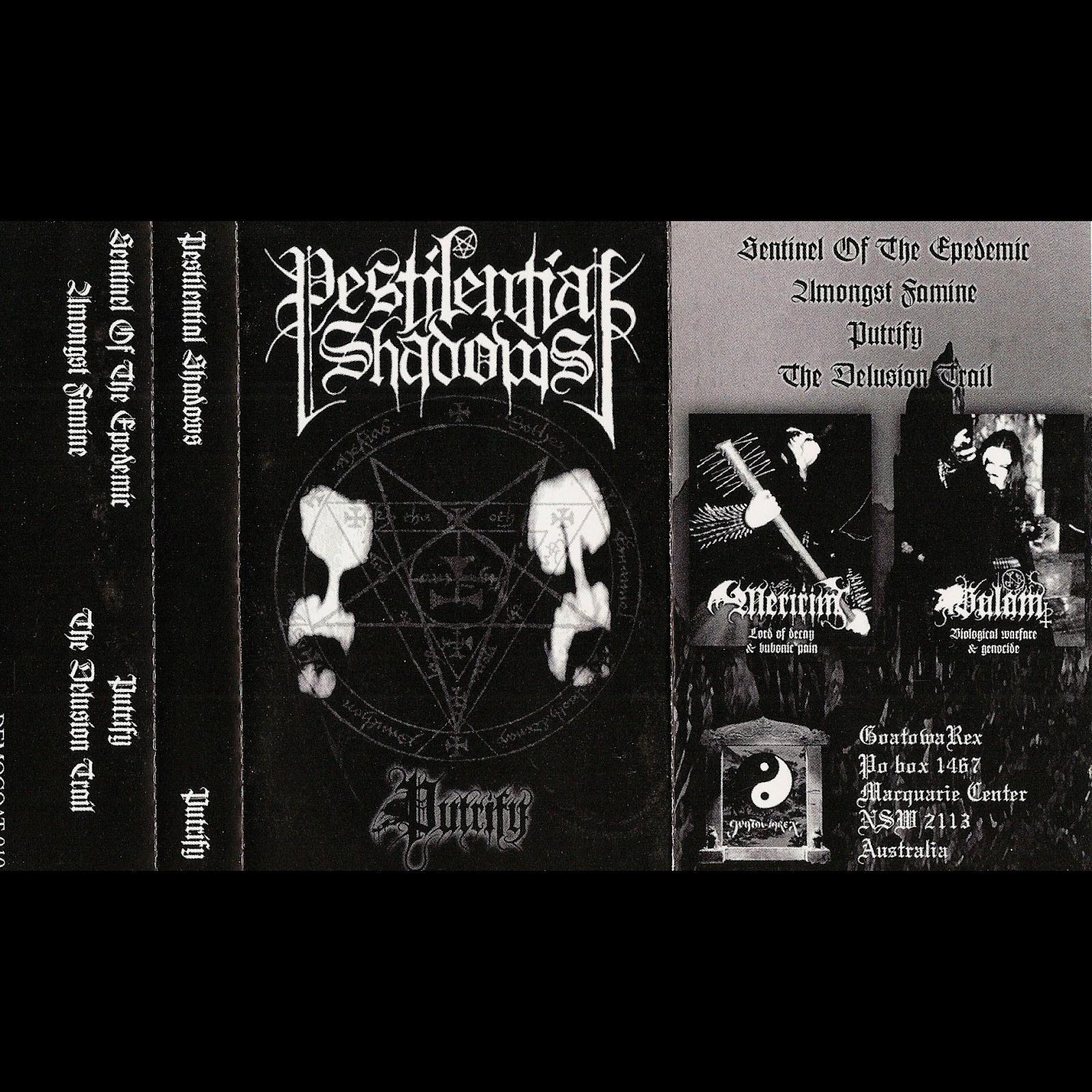 Reviews for Pestilential Shadows - Putrify
