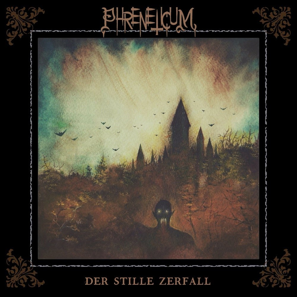 Reviews for Phreneticum - Der stille Zerfall