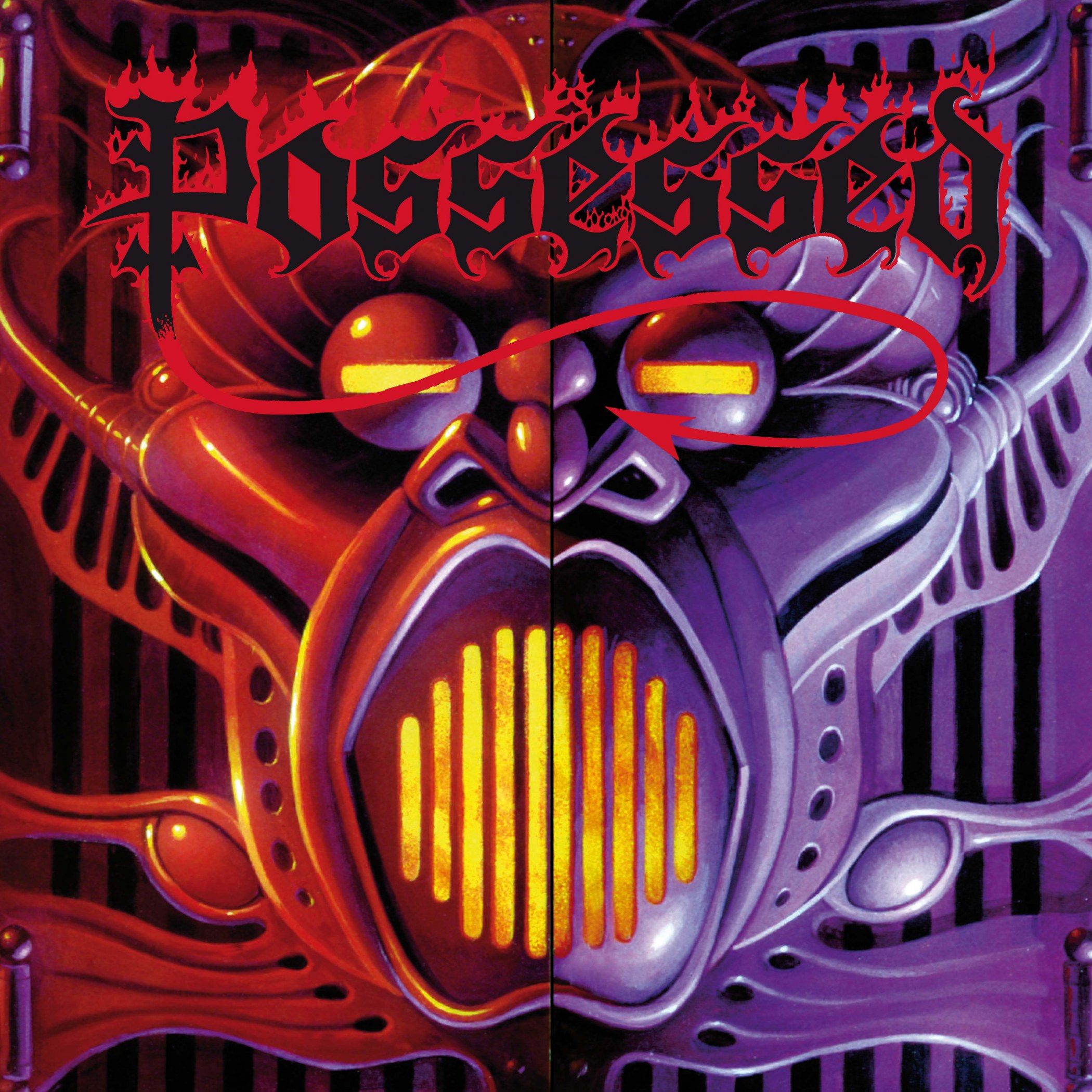 Possessed - Beyond the Gates