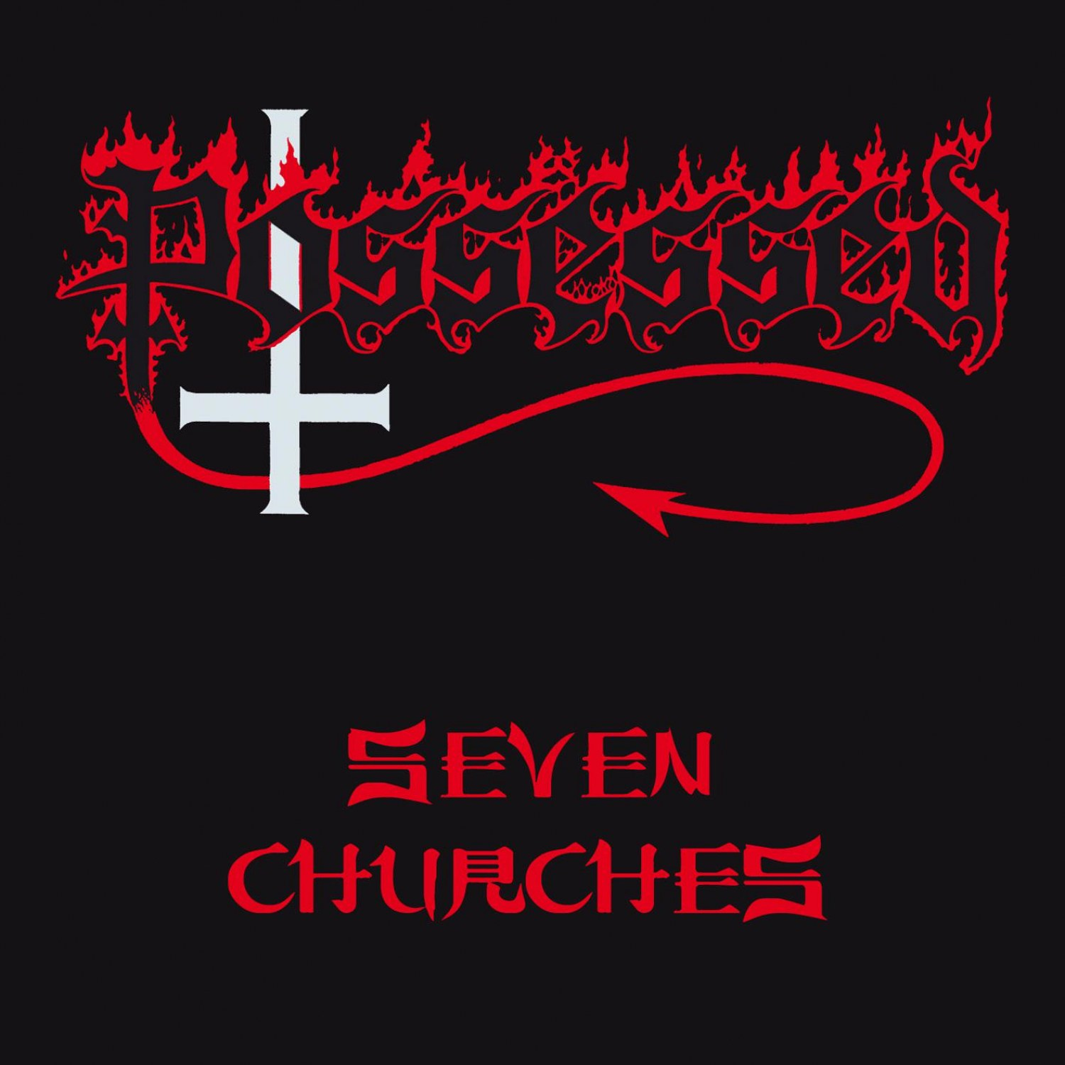 Review for Possessed - Seven Churches