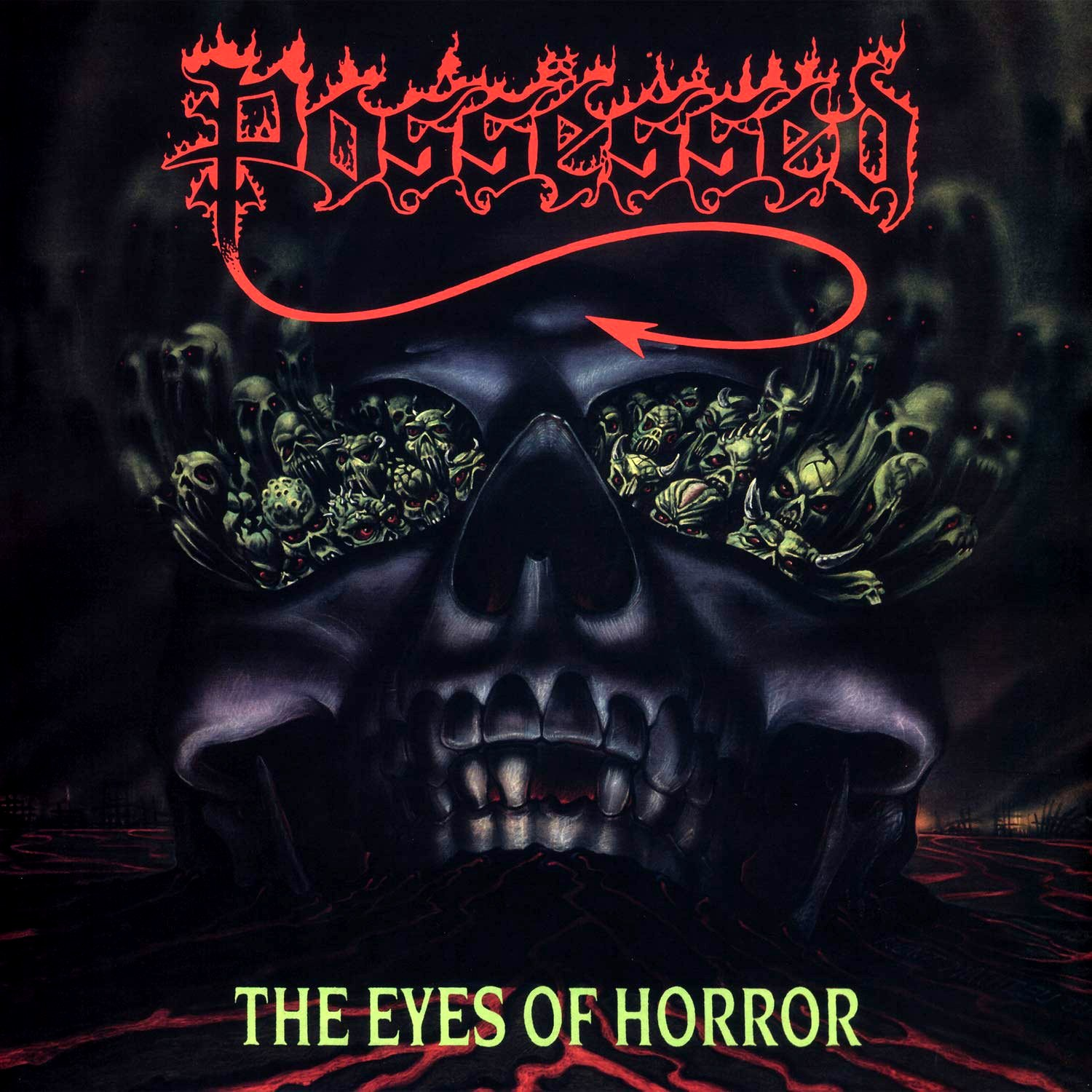 Review for Possessed - The Eyes of Horror