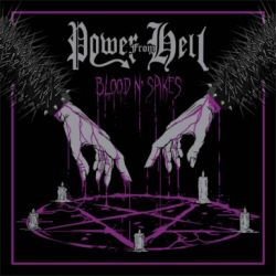 Reviews for Power from Hell - Blood 'n' Spikes