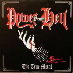 Reviews for Power from Hell - The True Metal