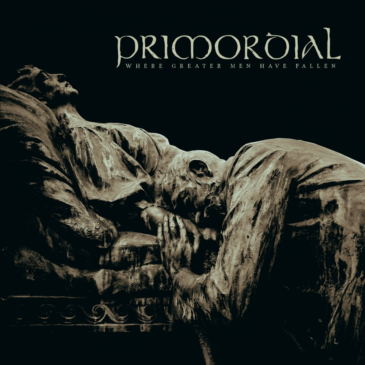 Review for Primordial - Where Greater Men Have Fallen