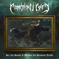 Reviews for Promethean Gate - Six Live Hymns of Wisdom and Draconian Truths